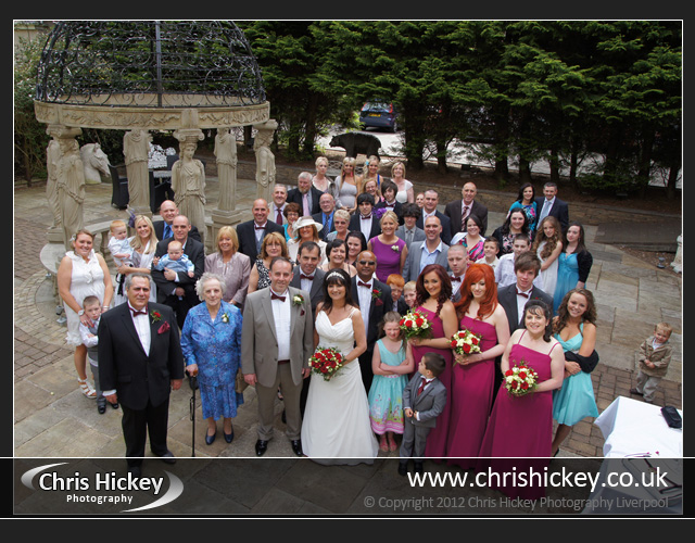 Wedding Photography from Liverpool's Alicia Hotel Sefton Park