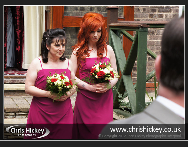 Wedding Photography from Alicia Hotel Sefton Park