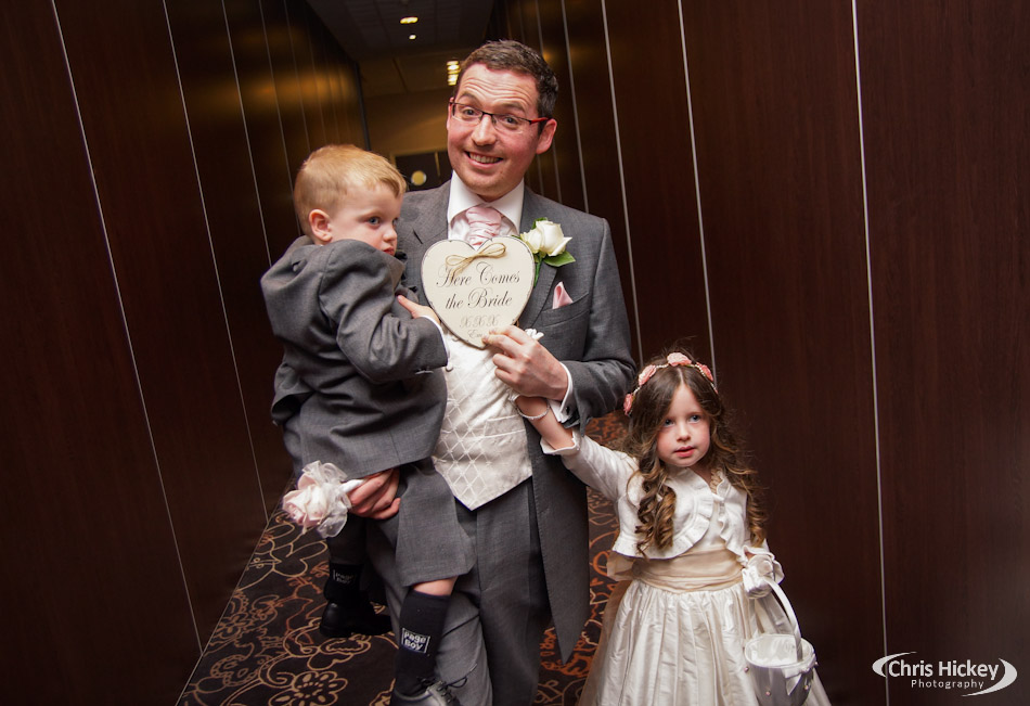 Wedding Photography at Crowne Plaza Hotel, Liverpool City Centre