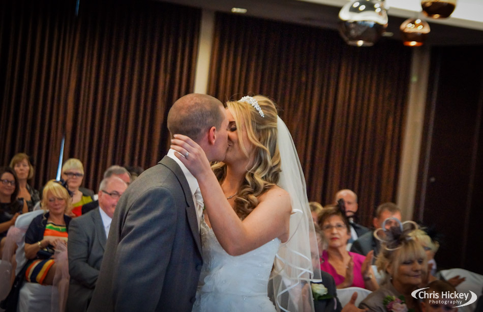 Wedding Photography at Crowne Plaza Hotel, Liverpool