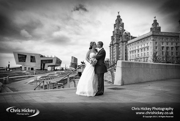 Crowne Plaza Wedding Photography Liverpool City Centre