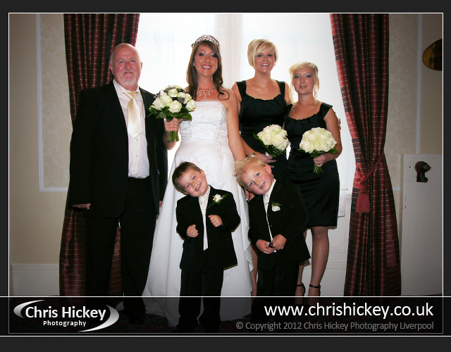 Southport Wedding at The Scarisbrick Hotel