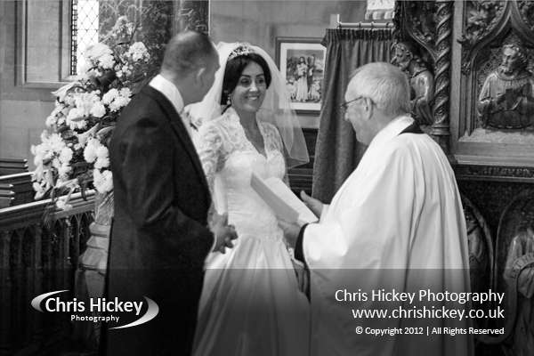 Wedding Photographer at Bodelwyddan Castle, St.Margaret's Church Bodelwyddan