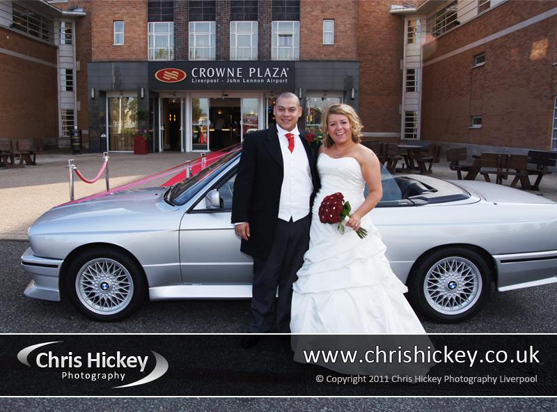 Liverpool Speke Wedding Photography