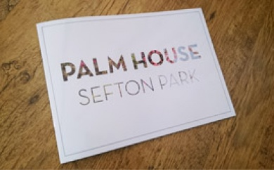 The Palm House Wedding Venue in Sefton Park Liverpool