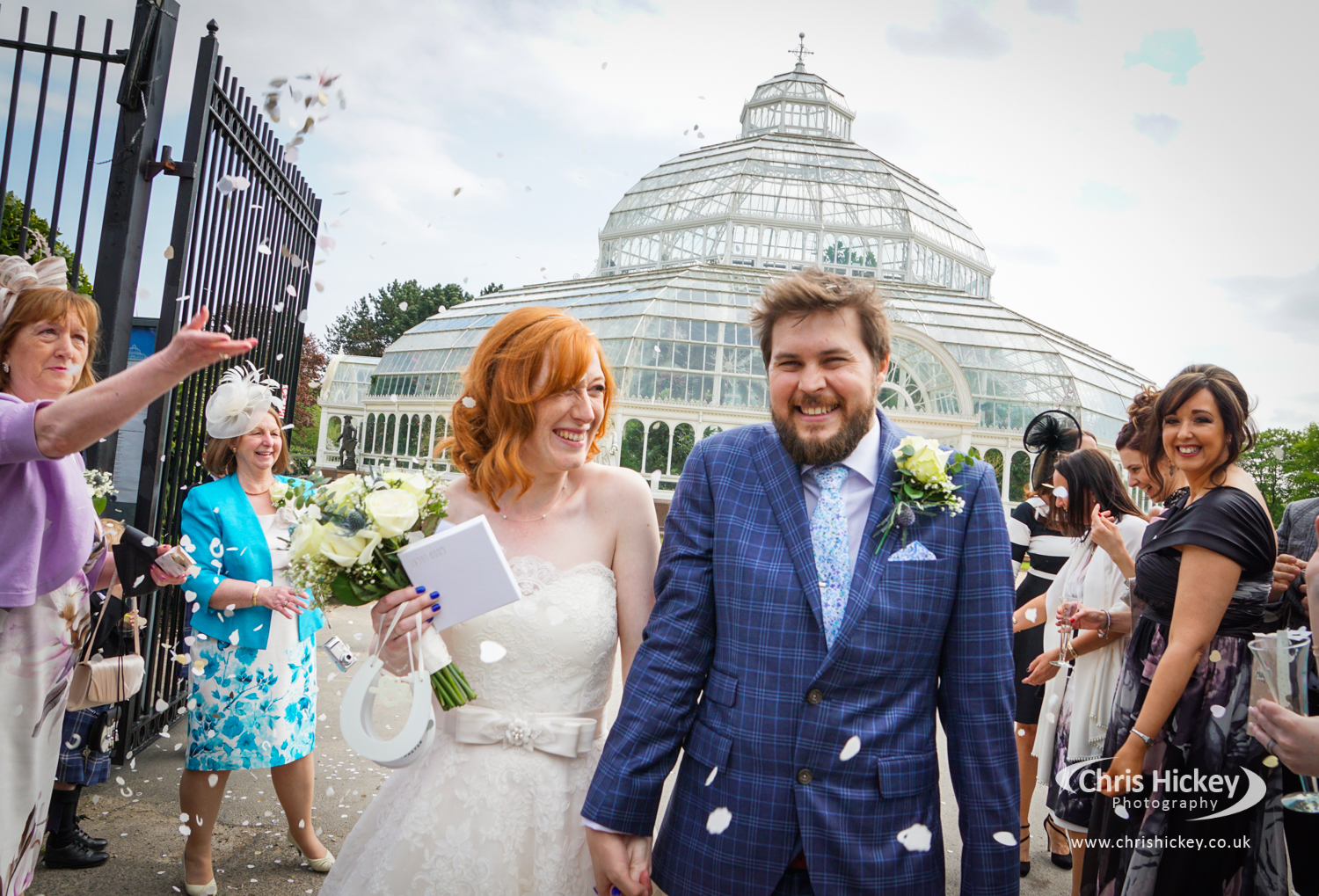 Wedding at the Palm House in Sefton Park, Wedding Photography