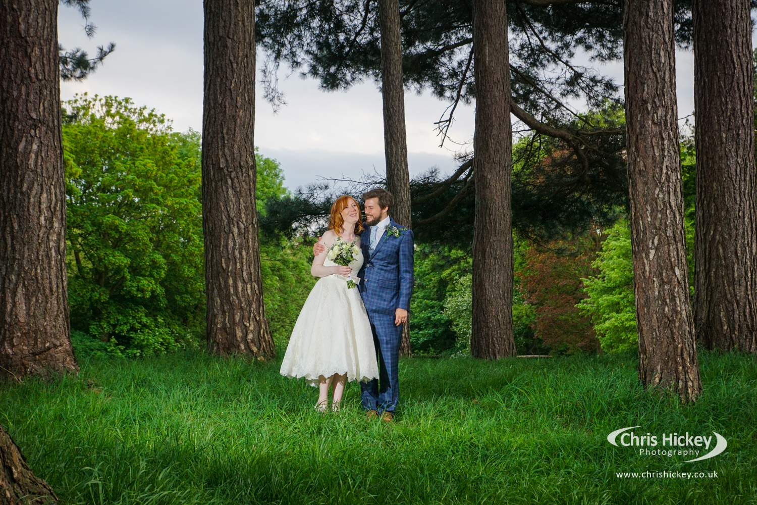 Wedding Photography in Sefton Park, Palm House Wedding Sefton Park