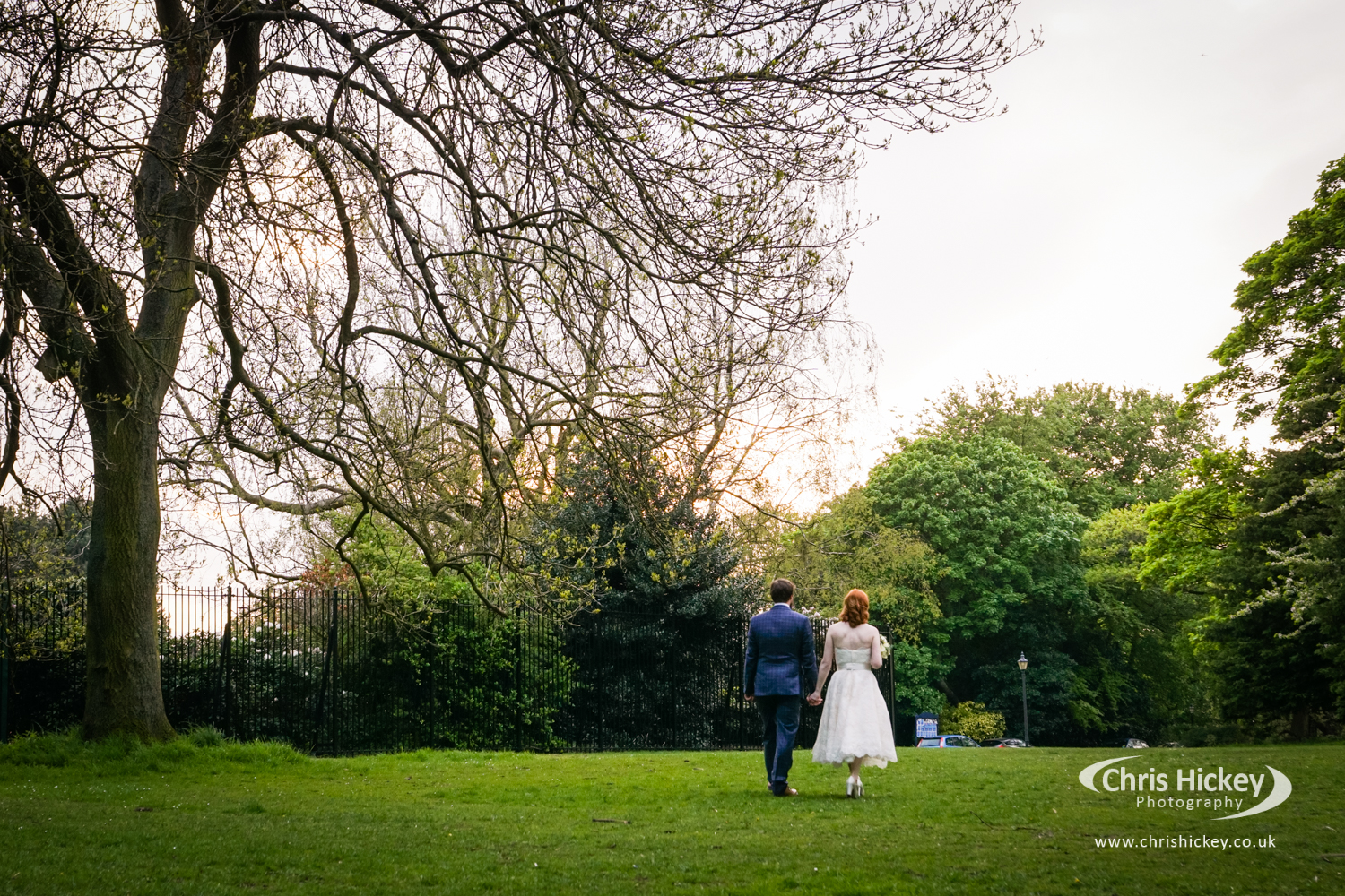 Wedding Photography in Sefton park, Palm House Wedding
