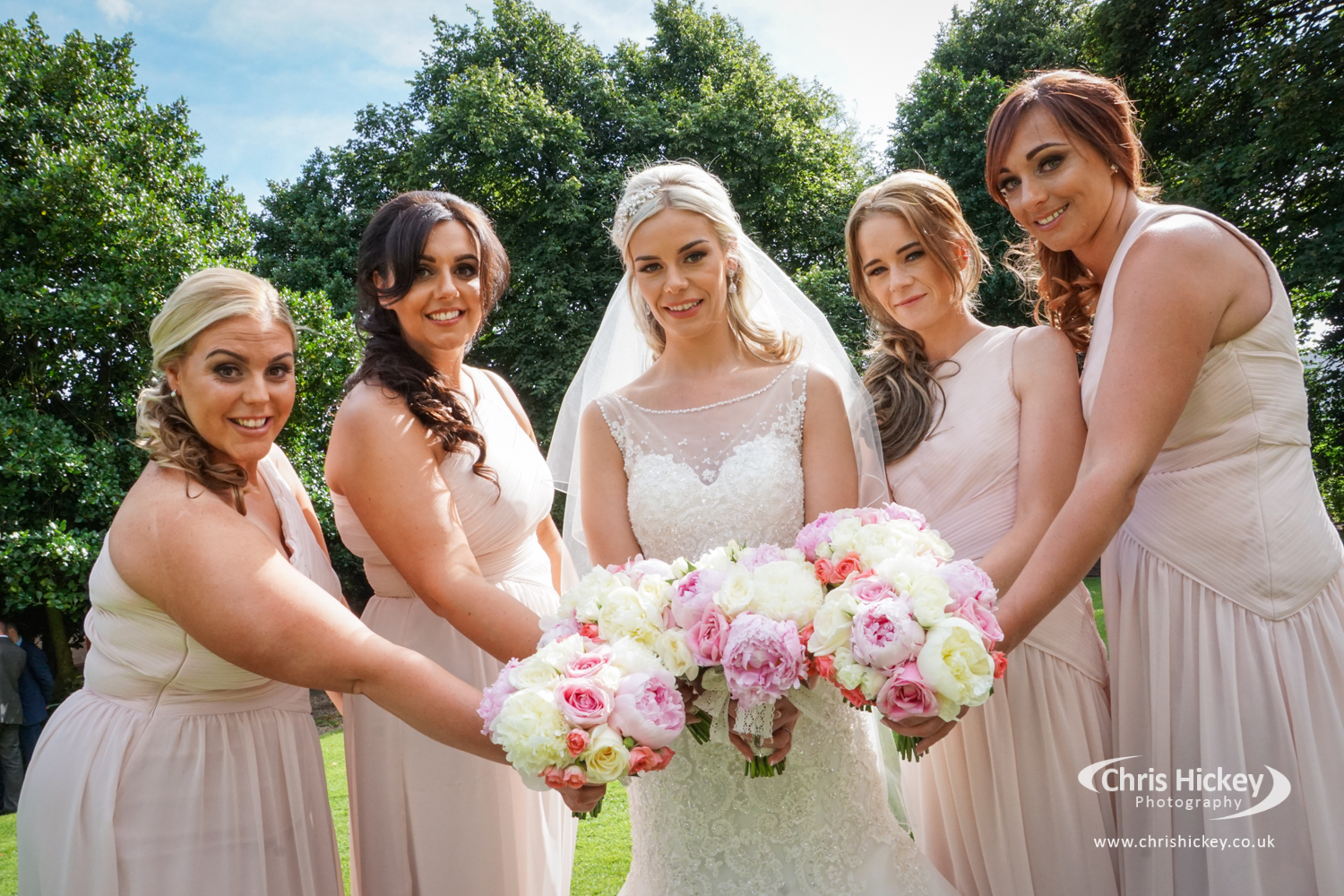 Devonshire House Hotel Wedding in Liverpool