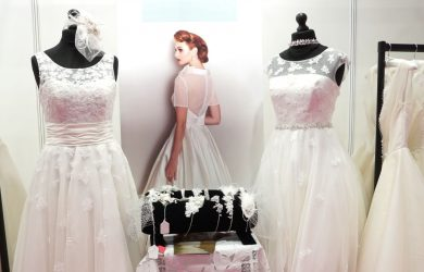 Wedding Dresses at Liverpool and North West Wedding Show, Bridal Dresses