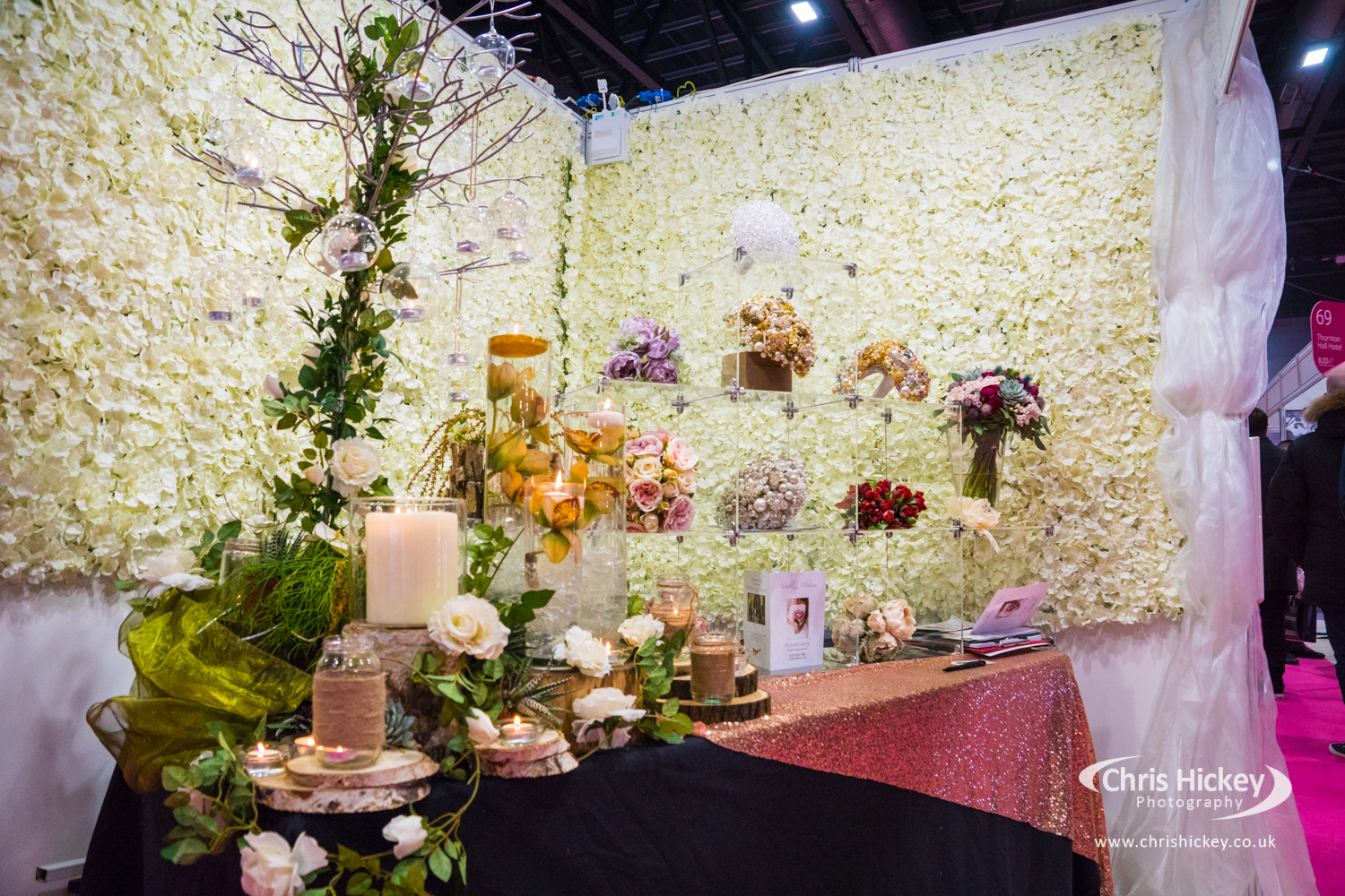 Wedding Florist in Liverpool