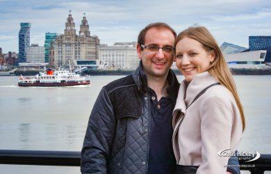 Pre Wedding Photo Shoot in Liverpool