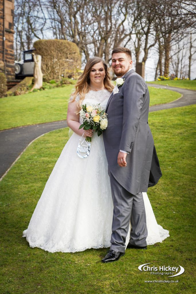 Wedding at Knowsley Hall in Liverpool