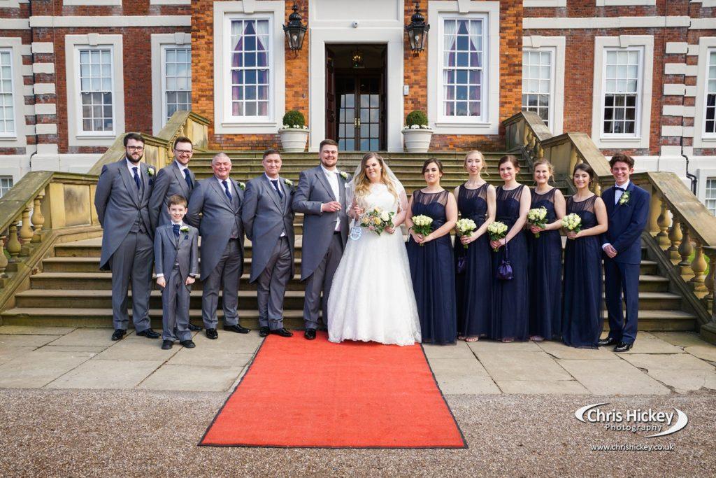 Knowsley Hall Wedding Venue in Liverpool