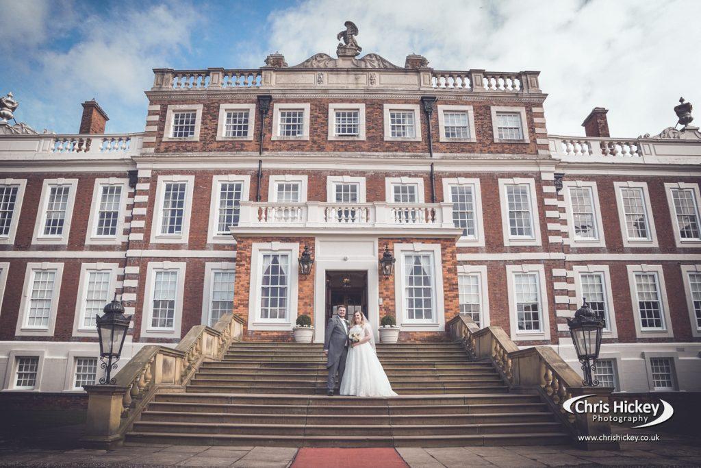 Liverpool Wedding Venue, Knowsley Hall