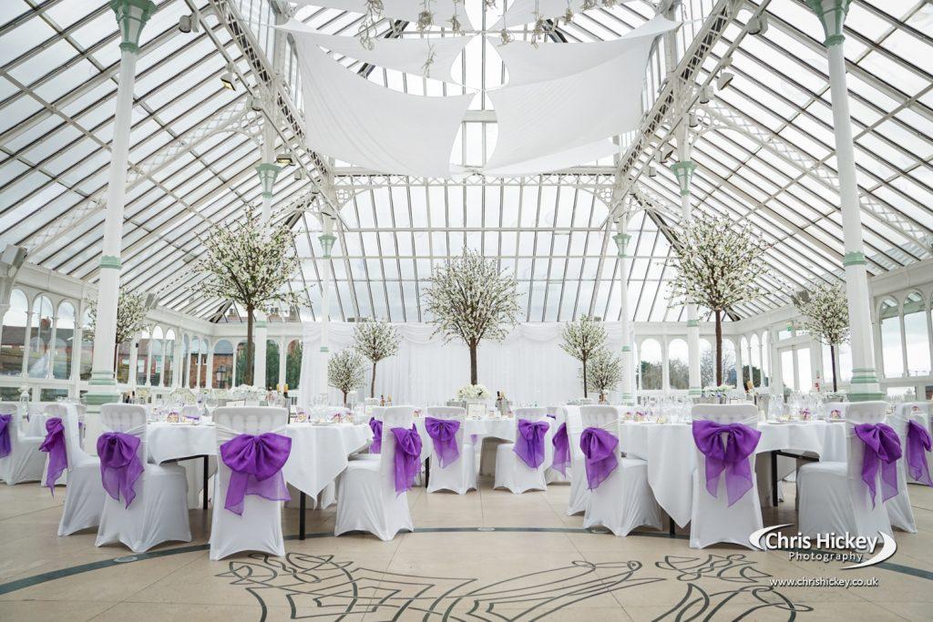 The Isla Gladstone Conservatory in Liverpool