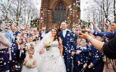 Wedding Photography at Crowne Plaza Liverpool John Lennon Airport Speke
