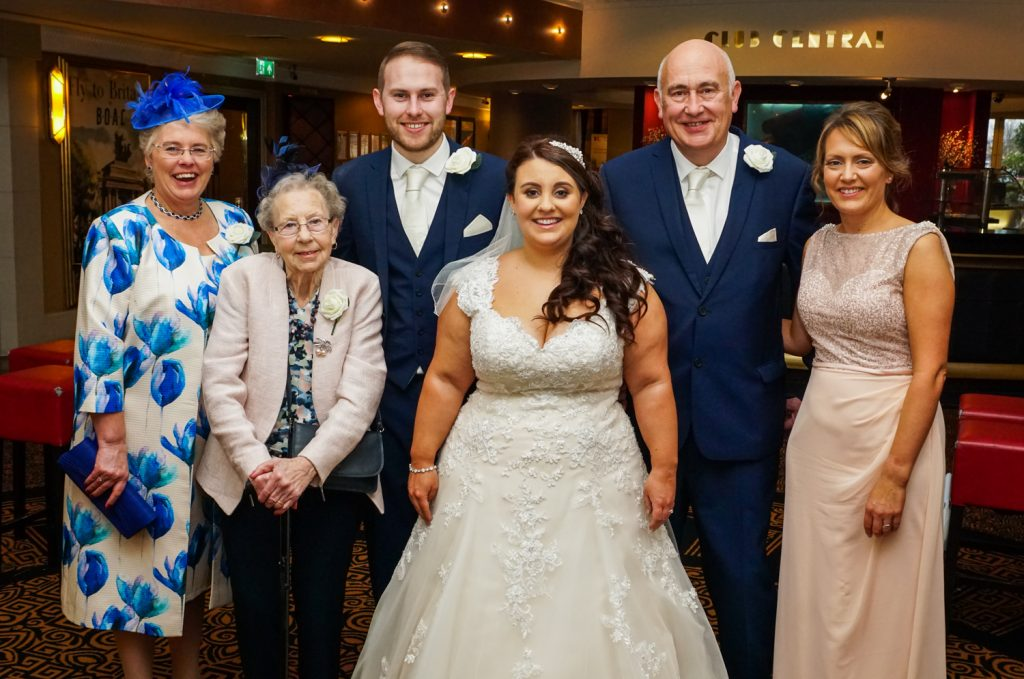 Wedding Photography at Crowne Plaza Liverpool John Lennon Airport Speke
