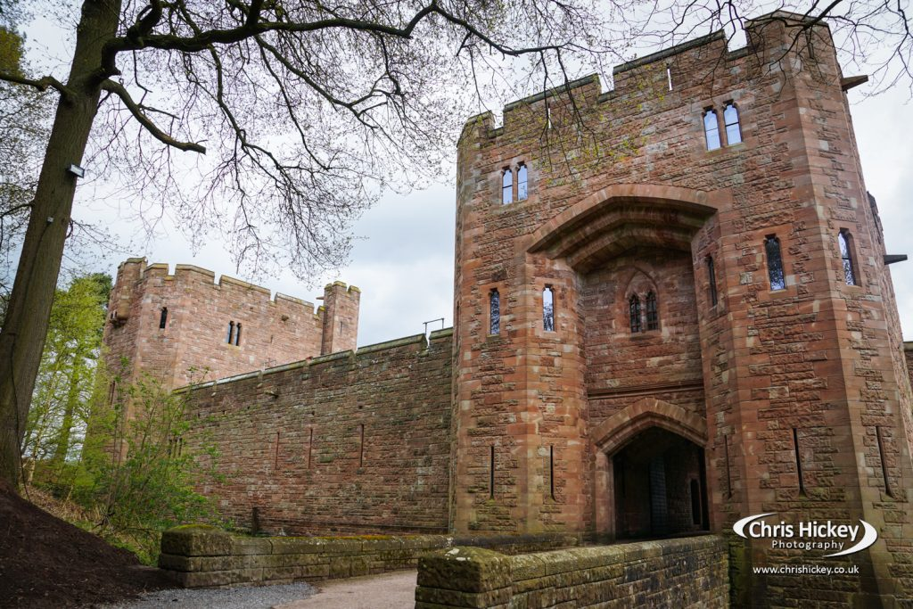 Wedding photography at Peckforton Castle Wedding Venue in Cheshire