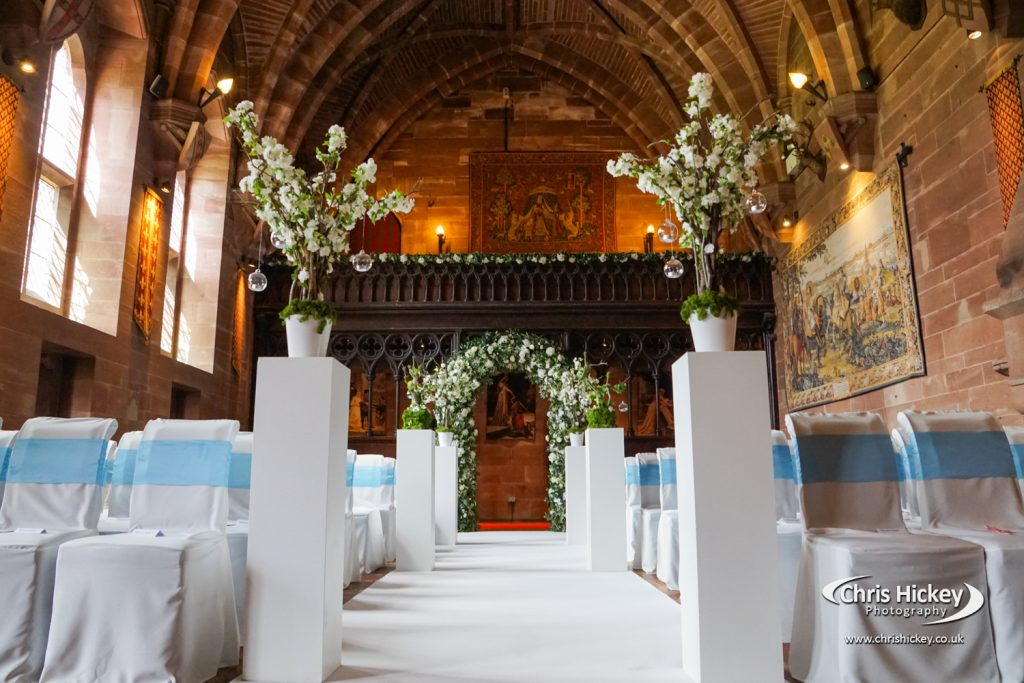Peckforton Castle Wedding in Cheshire, Wedding Photographer in Cheshire