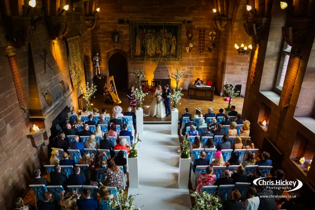 Cheshire Wedding Venue, Peckforton Castle Wedding Photography