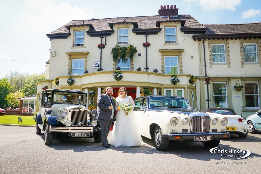 Briars Hall Wedding Venue in Lathom, Wedding Photographer in Lancashire