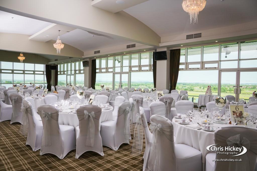 Aintree Racecourse Wedding