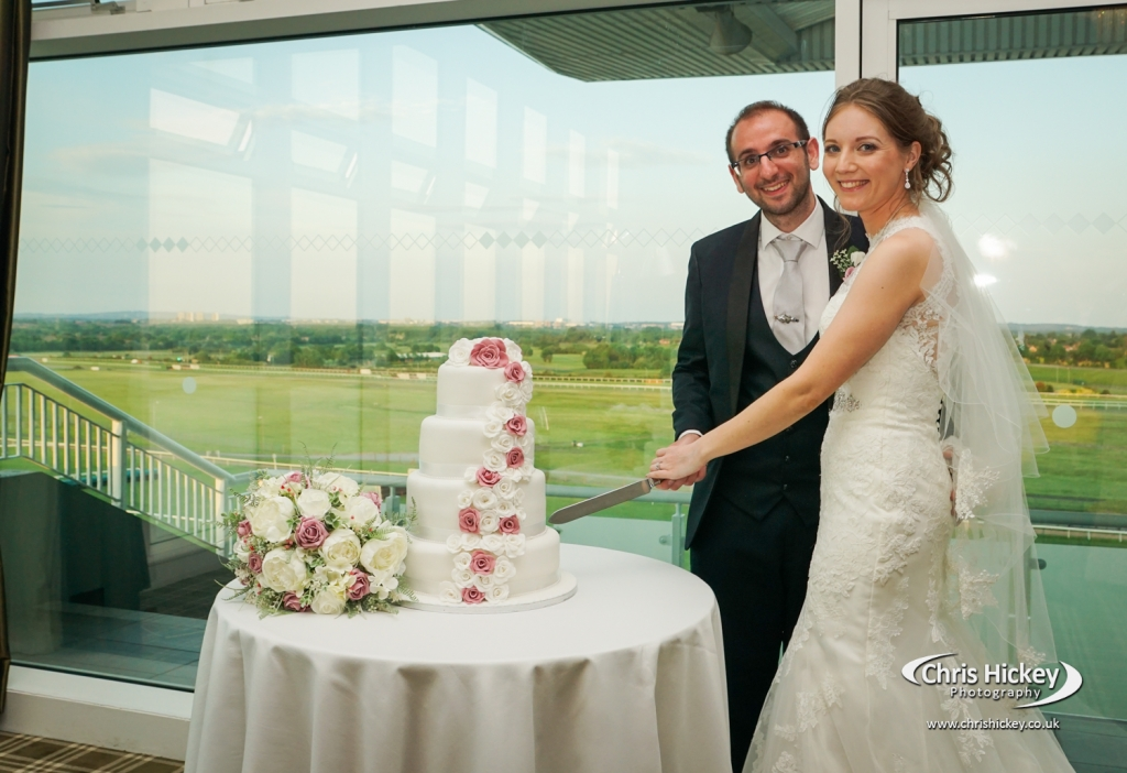 Aintree Racecourse Wedding Photography