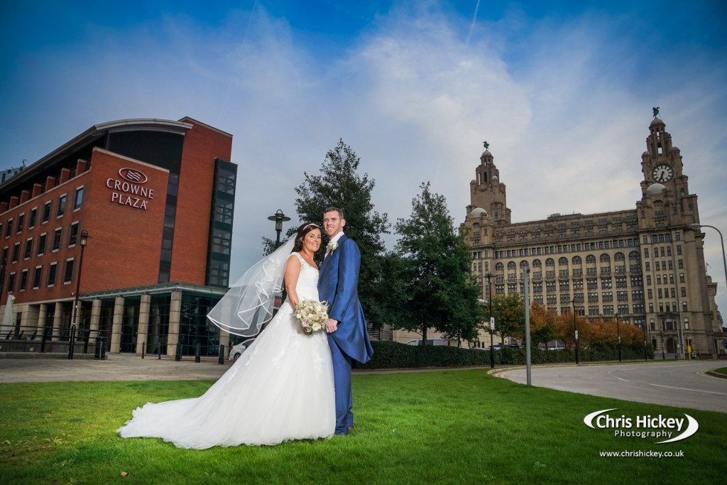 Wedding Photography at Crowne Plaza Liverpool City Centre | Chris