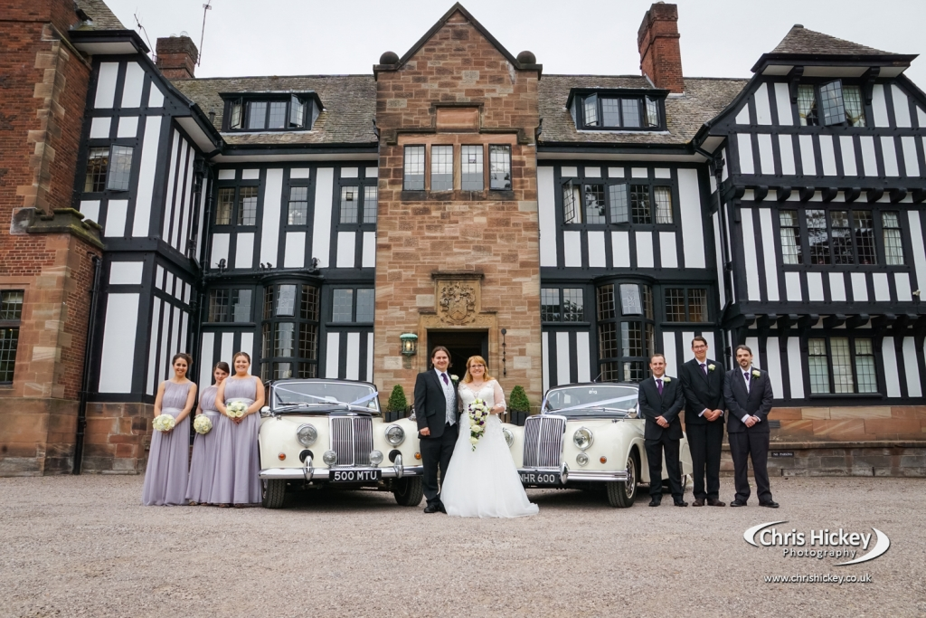 Cheshire Wedding Photographer at Inglewood Manor