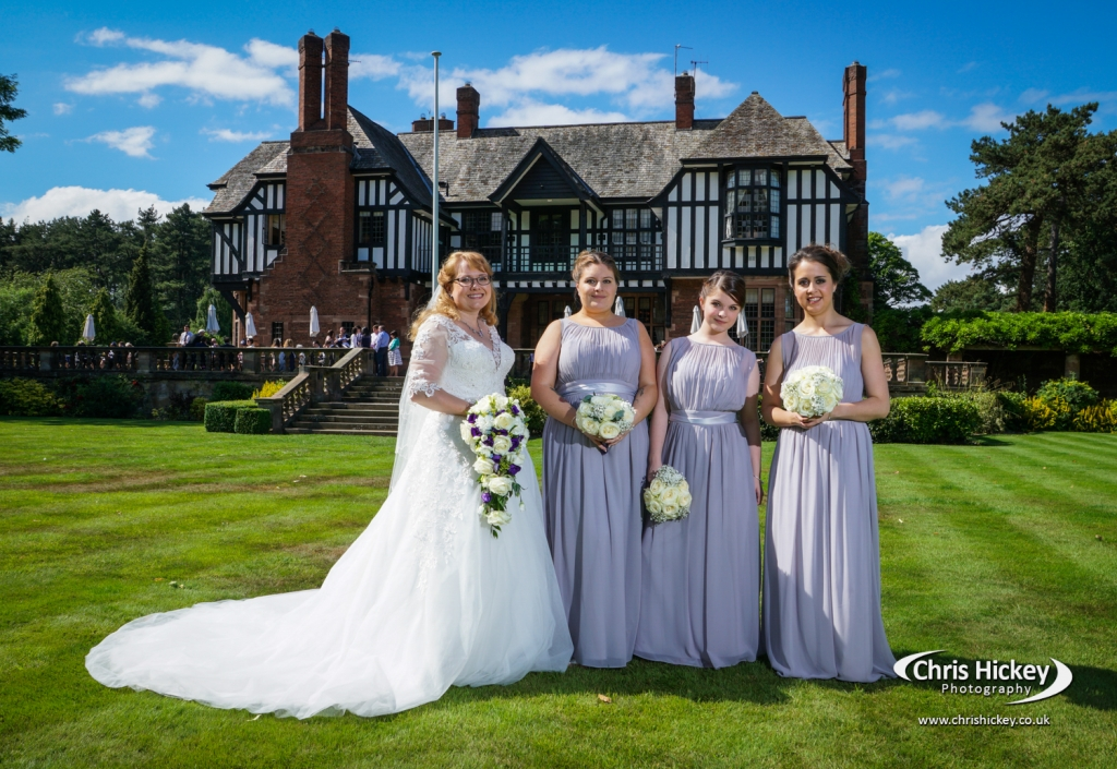 Wedding Photography at Inglewood Manor, Cheshire Wedding Venue