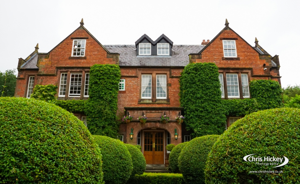 Wedding Photography at Nunsmere Hall, Wedding Venue in Cheshire