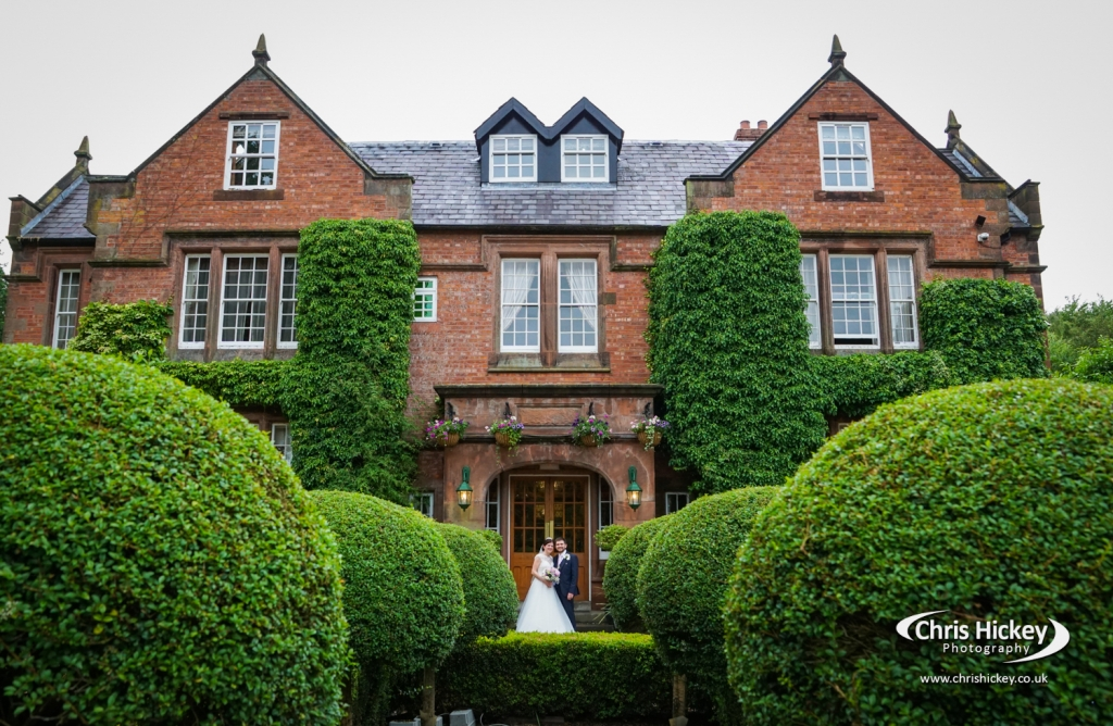Nunsmere Hall Wedding Photography in Cheshire
