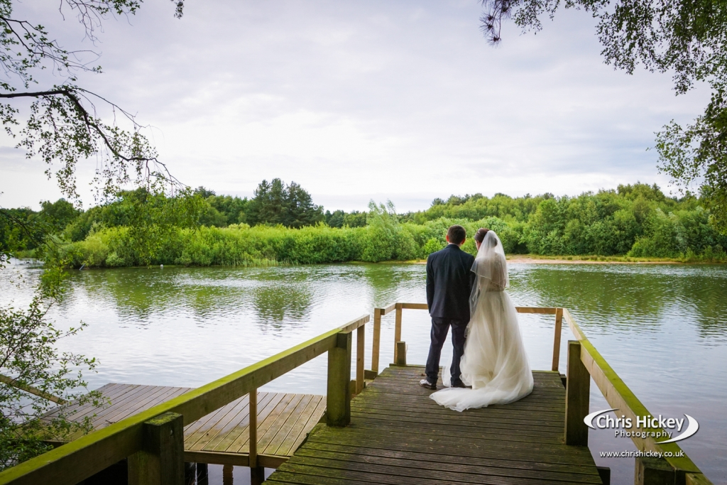 Cheshire wedding photographer at Nunsmere Hall Wedding Venue