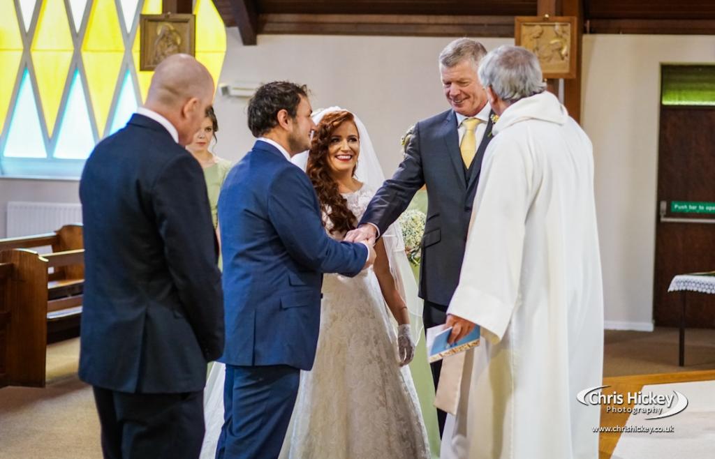 West Tower Wedding in Lancashire