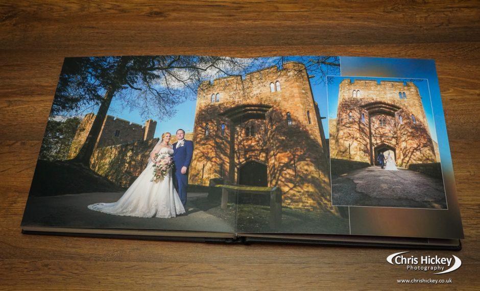Personalised Ice Wedding Photo Album Photo Albums